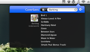 CoverSutra album search